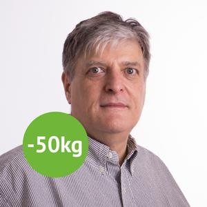 Helmut Peganz hat bereits 50k abgenommen